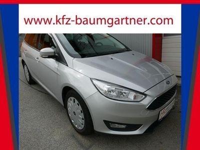 used Ford Focus Traveller 1,5 TDCi Business NEUMODELL *NAVI*TEMPO