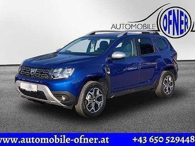 gebraucht Dacia Duster dCi115 4WD Prestige *Allrad*Iron Blue*Multi View*