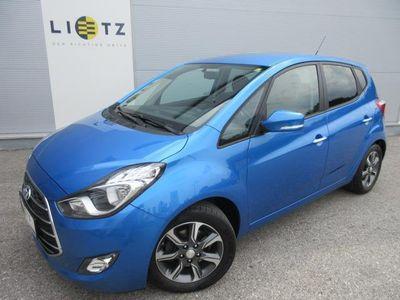 gebraucht Hyundai ix20 1,4 CVVT Start/Stopp Edition 25 Kombi / Family Van,