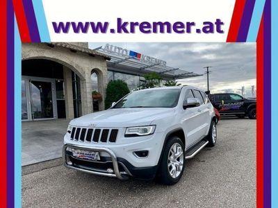 gebraucht Jeep Grand Cherokee 3,0 Limited CRD