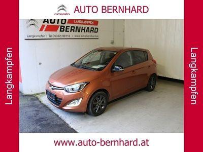 gebraucht Hyundai i20 1,25 Go, Life Go, 85 PS, 5 Türen, Schaltgetriebe