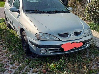 gebraucht Renault Mégane BA0D05 Limousine
