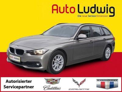 gebraucht BMW 320 d Touring EfficientDynamics Advantage