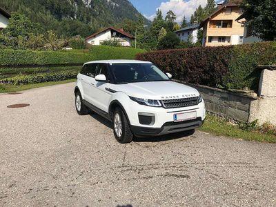 gebraucht Land Rover Range Rover evoque Pure 2,0 TD4 Aut. SUV / Geländewagen,