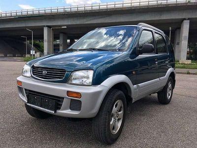 gebraucht Daihatsu Terios J1 4x4 SUV / Geländewagen