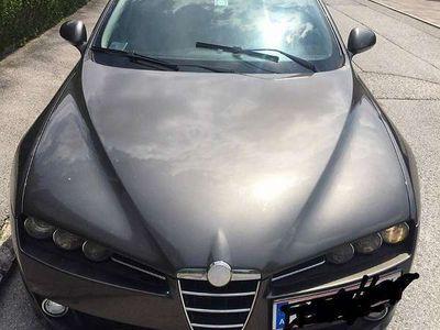 brugt Alfa Romeo 159 JTS Limousine,