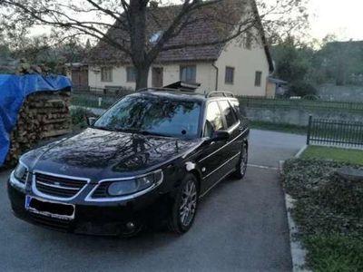 gebraucht Saab 9-5 Sport-Kombi Vector 1,9 TiD Aut.