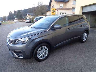 gebraucht Peugeot 5008 1,5 BlueHDI 130 S&S Active 7-SITZE SUV / Geländewagen