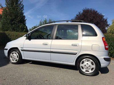 gebraucht Hyundai Matrix 1,6 16V Elegance Kombi / Family Van