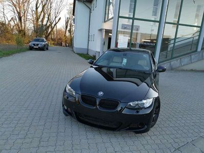 gebraucht BMW 325 3er-Reihe D E92 M-Packet Sportwagen / Coupé
