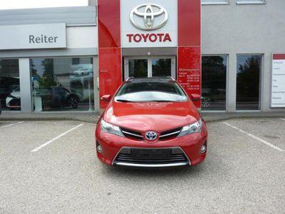 gebraucht Toyota Auris TS 1,8 VVT-i Hybrid Lounge*XENON*NAVI*PANO*KEYLESS