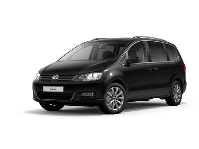 gebraucht VW Sharan Bus+ TDI SCR 4MOTION DSG 7-Sitzer
