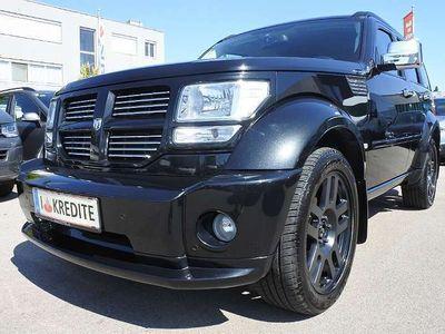 gebraucht Dodge Nitro 2,8 CRD R/T Aut.+MEGA OPTIK+MEGA AUSSTATTUNG+ SUV / Geländewagen