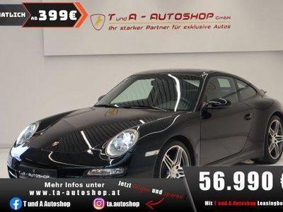 gebraucht Porsche 911 Caarrera 4 *Navi*Sitzheizung*Leder*Xenon*
