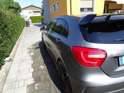 gebraucht Mercedes A45 AMG A-KlasseTurbo 4 Matic Edition One Klein-/ Kompaktwagen