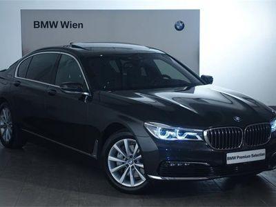 used BMW 730L d xDrive