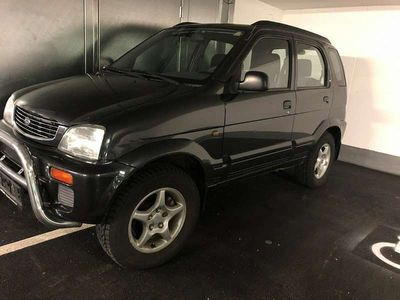 gebraucht Daihatsu Terios SUV / Geländewagen