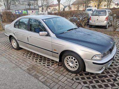 gebraucht BMW 523 5er-Reihe E39 Österreich-Paket