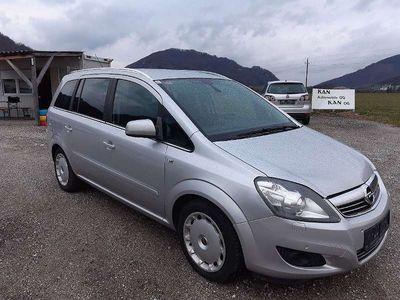 gebraucht Opel Zafira 1,7 CDTI Classic ecoflex Flotte Kombi / Family Van