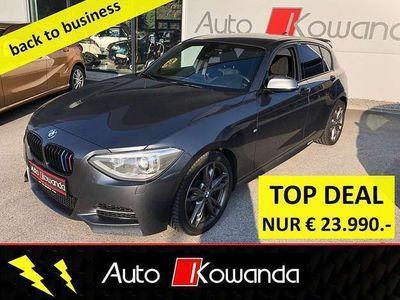 gebraucht BMW M135 1er-Reihe i xDrive Aut. -Performance Limousine,
