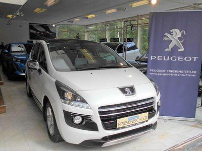gebraucht Peugeot 3008 Hybrid 4WD ASG6 SUV / Geländewagen