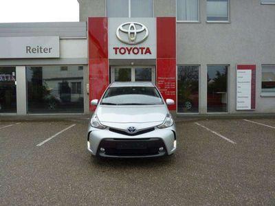 gebraucht Toyota Prius+ 1,8 VVT-i Hybrid *XENON*NAVI* Kombi / Family Van