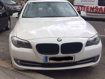 gebraucht BMW 525 5er-Reihe d/ ÖAMTC Pickerl Limousine