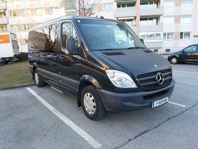 gebraucht Mercedes Sprinter 313 CDI 9 Sitzer 7G-Tronic Plus Aut.