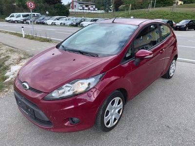 used Ford Fiesta Trend 1,25 - Euro 5 - Klima - Export - Fahrbereit