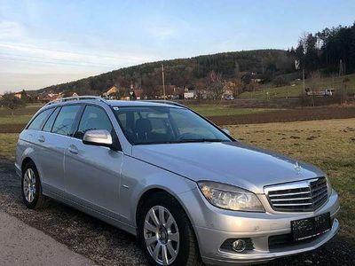 gebraucht Mercedes C320 C-KlasseCDI ELEGANCE Kombi / Family Van