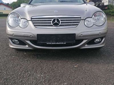 gebraucht Mercedes C220 C-KlasseCoupé CDI Sportwagen / Coupé