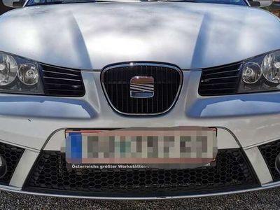 gebraucht Seat Ibiza Stylance 1,4 16V-neues Pickerl/Hagelschaden