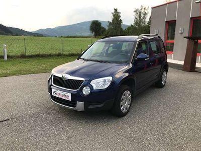 gebraucht Skoda Yeti ALLRAD Modell 2011 1.Besitz sehr preiswert SUV / Geländewagen,