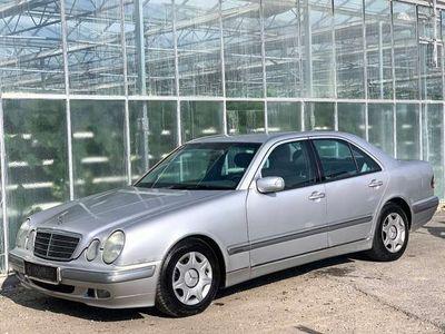 gebraucht Mercedes E200 CDI ** Pickerl 12/2021 **