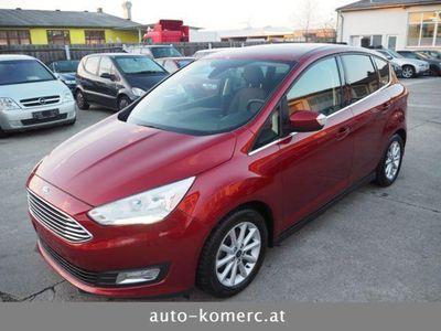 gebraucht Ford C-MAX 1.5 TDCi Econetic Start-Stop Titanium