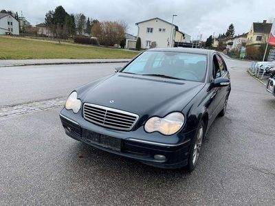 gebraucht Mercedes C270 Avantgarde CDI Aut.*Klima*Tempomat*Alu*PDC*EXPORT*