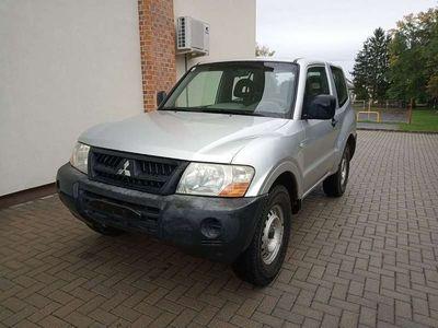 gebraucht Mitsubishi Pajero 2.5 SUV / Geländewagen