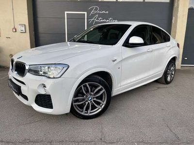 gebraucht BMW X4 xDrive 20d Aut. / M-Paket / AHK / FINANZIERUNG
