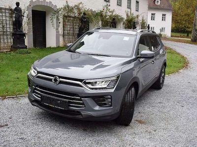 gebraucht Ssangyong Korando vorführwagen SUV / Geländewagen