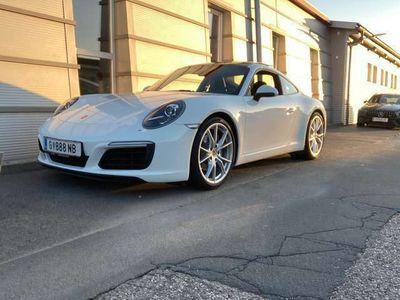 gebraucht Porsche 911 Carrera 991 Coupé PDK APPROVED PANO NAVI SAGA