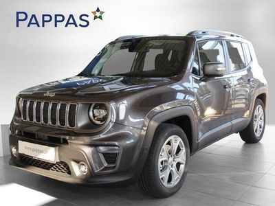 used Jeep Renegade 1,0 MultiAir T3 FWD 6MT 120 Limited