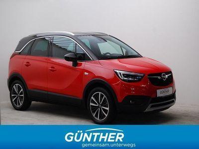 gebraucht Opel Crossland X 1,2 Turbo Direct Injection Innovait... SUV / Geländewagen,