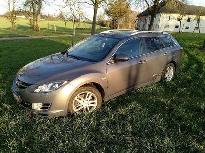 gebraucht Mazda 6 CD185 GT Standheizung Kombi / Family Van