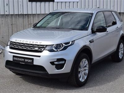 used Land Rover Discovery Sport 2,0 TD4 150 4W