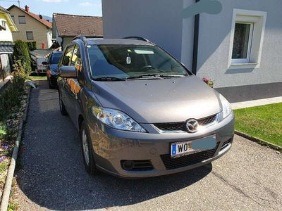 used Mazda 5 7 Sitzer Kombi / Family Van,
