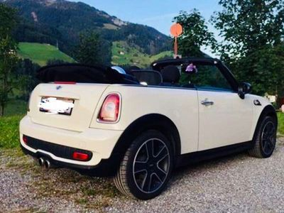 gebraucht Mini Roadster Cabrio Copper S 1,6 Austrian Chili Cabrio /