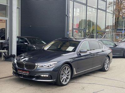 gebraucht BMW 740L d xDrive Aut., Bowers& Wilkins Sounds., Navi-Pro,