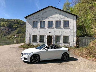 gebraucht Audi TT Roadster 3x s-line, Werksgarantie, s-tronic Cabrio /