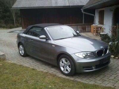 gebraucht BMW 118 Cabriolet 1er-Reihe Cabrio (E88)
