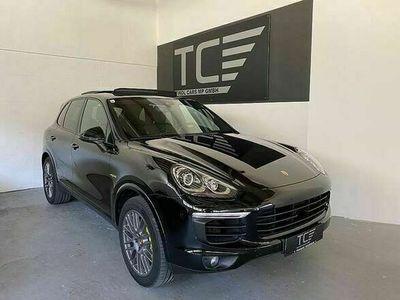 gebraucht Porsche Cayenne II S PHEV Hybrid Platiunum Edition Aut.